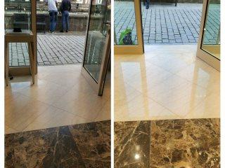 Broušení mramoru Karlovy Vary