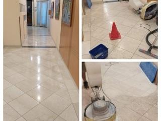 Renovační systém plus vytvrzení podlahy