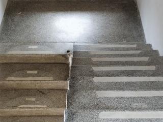 Rodiný dům teraco schody před